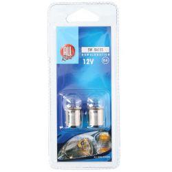 Lamp 12V BA15S 5W