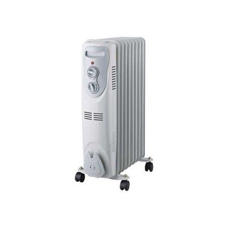 Oliebadradiator 9 elementen PEREL