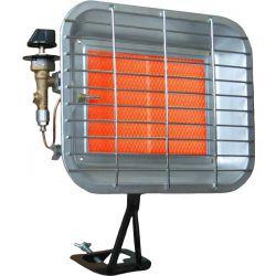 Chauffage radiant au gaz toolland for Chauffage exterieur propane