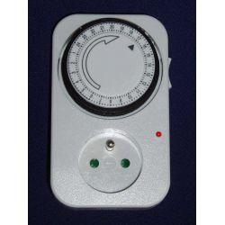 Stopcontact met timer...