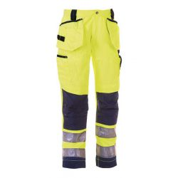 BROEK HIGH VISIBILITY STYX...