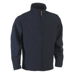 Vest softshell Julius navy