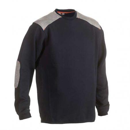Sweater Artemis zwart HEROCK