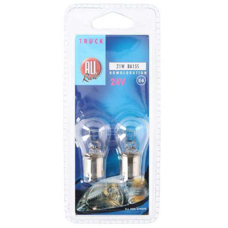Lamp 24V BA15S 21W
