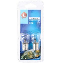 Lamp 12V BAY15D 21/5W