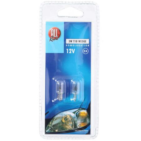 Lamp 12V 5W T10 WEDGE
