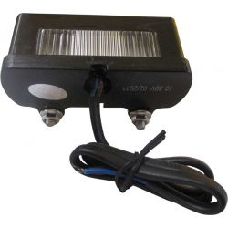 Plaatverlichting led 80 mm