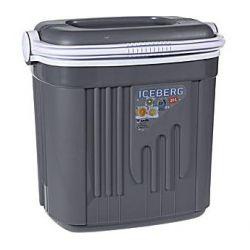 Koelbox 20 liter Iceberg grijs