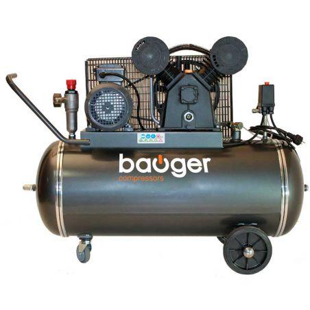 Compressor Bauger 4 PK 100 L Prof