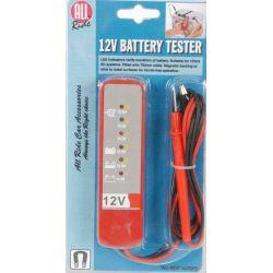Batterijtester 12v