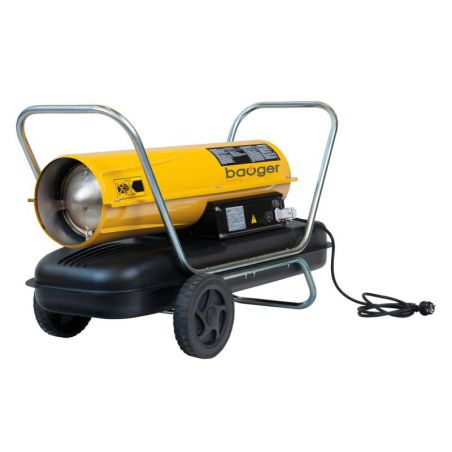 Heteluchtkanon mazout BAUGER 44 KW