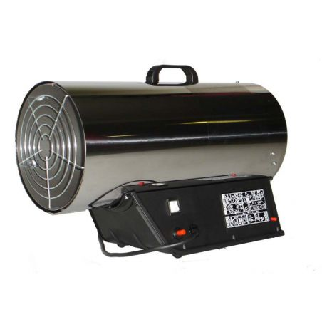 Heteluchtkanon gas 53 kW