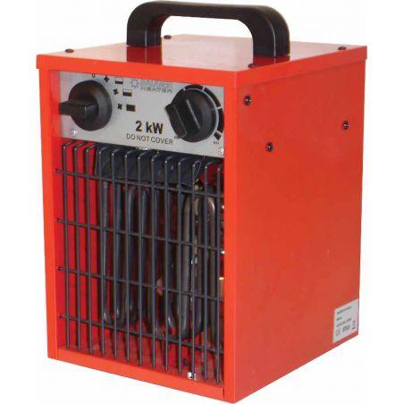 Industriële ventilatorkachel  2 kW