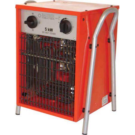 Industriële ventilatorkachel  5 kW