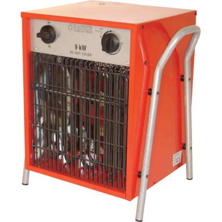 Industriële ventilatorkachel  9 kW