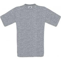 T-shirt  B&C  sport grijs
