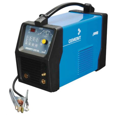 Tig apparaat 220 A  Cemont Smarty 220 XL  prof