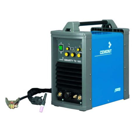 Tig apparaat 150 A  Cemont Smarty TX 160 ALU  prof
