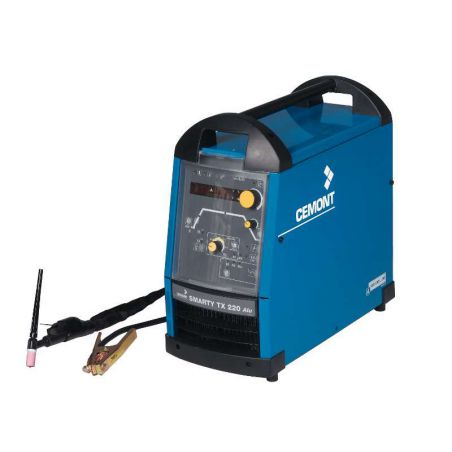 Tig apparaat 200 A  Cemont Smarty TX 220 ALU  prof