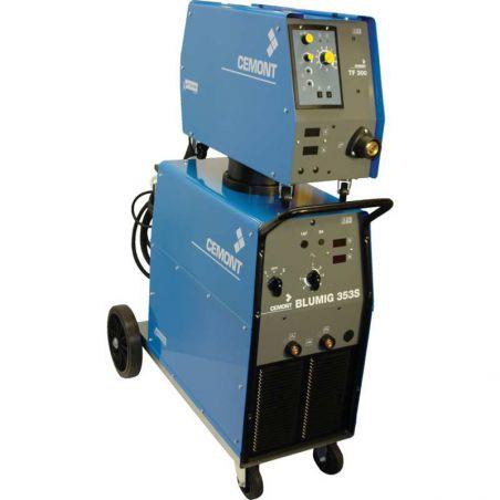 Lasapparaat half automaat MIG-MAG 300 A BLUMIG 353 S