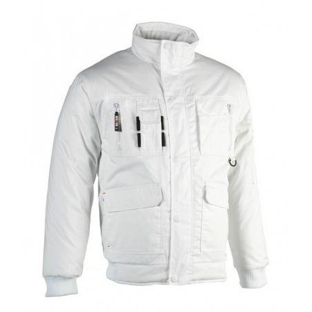 Typhon vest wit