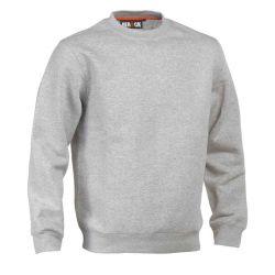 Sweater VIDAR heather grijs