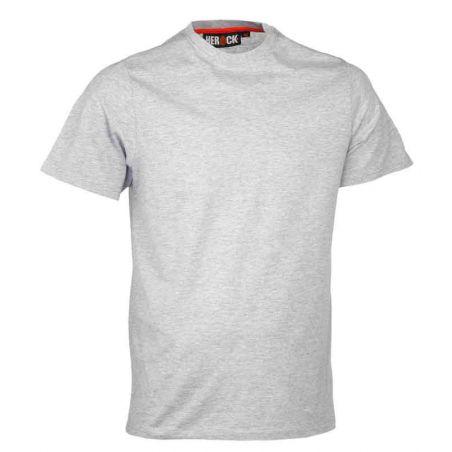 T-shirt  Argo heather grijs HEROCK