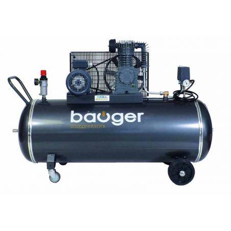 Compressor Bauger 3 PK 200 L Prof