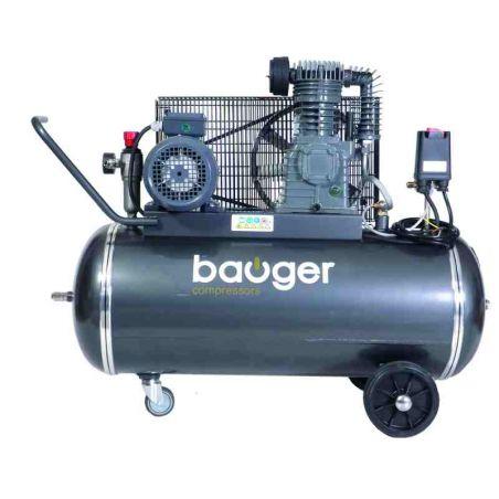 Compressor Bauger 3 PK 100 L Prof