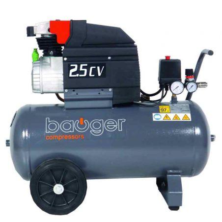 Compressor Bauger 2.5 PK 50 L  prof