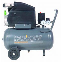 Compresseur Bauger 2 CV  24...