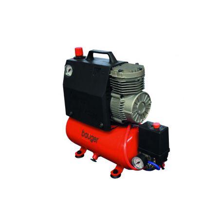 Compressor olieloos Bauger 5 L 8 bar 12/24V prof