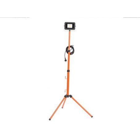 Draagbare led werklamp+statief 20 W PEREL