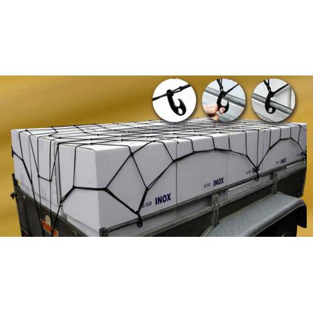 Cargonet 3.00 x 6.00 m