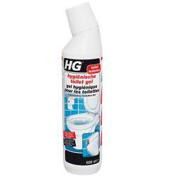 HG hygiënische toiletgel 650ml