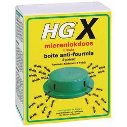 HGX mierenlokdoos 2 st