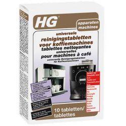 HG reinigingstabletten voor...