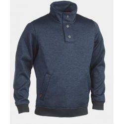 Sweater Verus chine blauw...