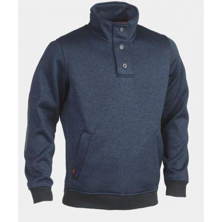 Sweater Verus chine blauw HEROCK