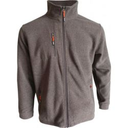 Fleece Ilias  grijs HEROCK