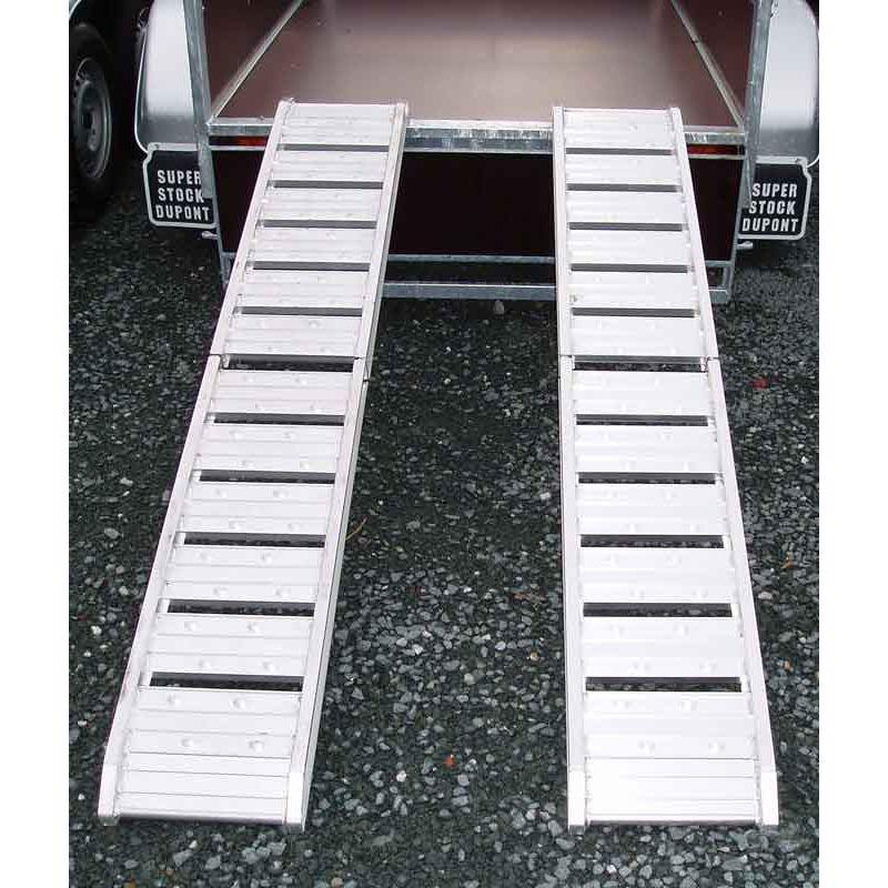 Rampe de chargement pliable aluminium - Rampe de chargement pliable ...