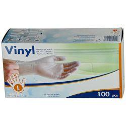 Wegwerphandschoenen vinyl...