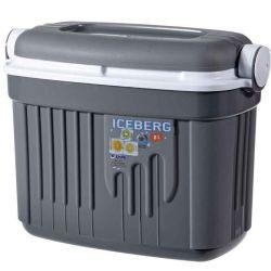 Koelbox 8 liter Iceberg grijs
