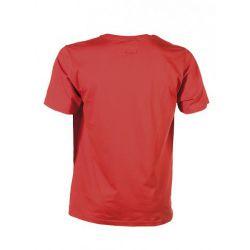 T-shirt  Argo rood