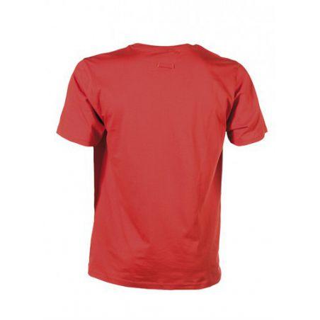 T-shirt  Argo rood HEROCK