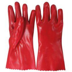 Werkhandschoenen PVC...